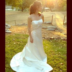 Wedding Gown Exclusive Editions Strapless